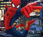 Play Spiderman Jigsaw game