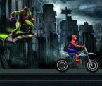 Play Spiderman Rush game
