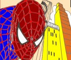 Play Spiderman Coloring game