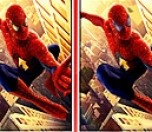 Play 10 Differences Spiderman game