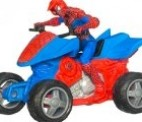 Play Spiderman Quad Toy For Kids game