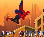 Play Flappy Spiderman game