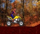 Play Spiderman Motocross game